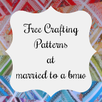 Free Crafting Patterns at married to a bmw