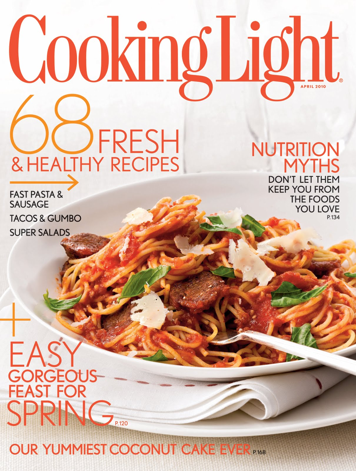 Free Cooking Light For First 500 Respondants